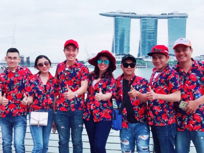 Hồ Chí Minh - Singapore 3N2Đ (Giá tốt nhất 2019, Tặng Buffet BBQ)