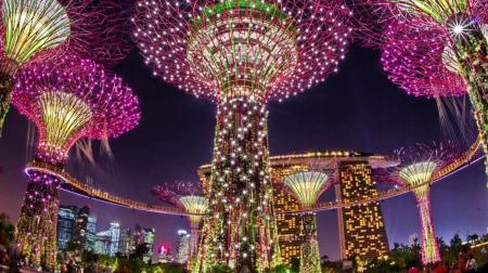 Kỳ nghỉ vàng dịp lễ 2/9: Hồ Chí Minh - Singapore - Malaysia 5N4Đ (Giờ bay đẹp, tặng vé Bảo Tàng Sáp)