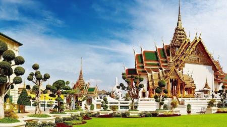 Hồ Chí Minh - Thái Lan 5N4Đ: Bangkok - Pattaya (Khách sạn 4*, Buffet 86 tầng, Massage Thái)