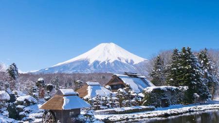 Khám phá cung đường vàng Nhật Bản: Hà Nội - Osaka - Nara - Kyoto - Núi Phú Sĩ - Tokyo 6N5Đ