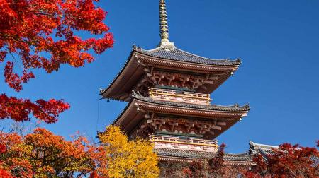 Khám phá mùa thu Nhật Bản: Hồ Chí Minh - Kyoto - Shiga - Nagoya 4N3Đ