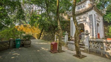 Lễ đầu năm tại Đền Hùng 1 ngày