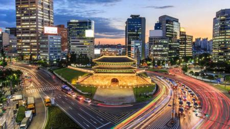 Hồ Chí Minh - Hàn Quốc -Nami-Tắm Sauna- Vui chơi Everland 4N4Đ
