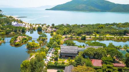 Nha Trang - Du ngoạn trên Vịnh Nha Phu