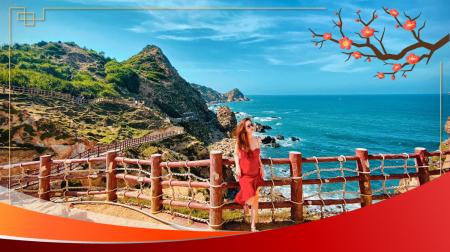 Tết 2021: Hà Nội - Quy Nhơn - Phú Yên 4N3Đ (bao gồm vé máy bay)