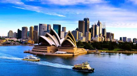 Tết Dương Lịch 2020: Úc 6N5Đ - Melbourne - Canberra - Sydney