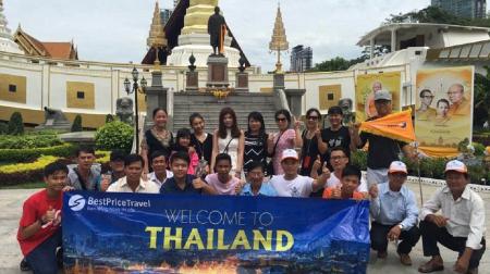Tết Kỷ Hợi 2019: Hồ Chí Minh - Bangkok - Pattaya 5N4Đ