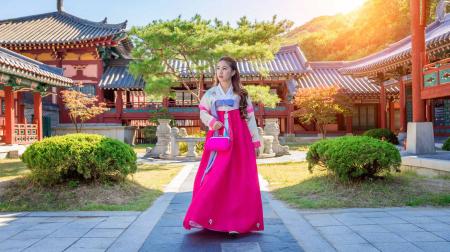 Tết Nguyên Đán 2020: Hồ Chí Minh - Hàn Quốc - Nami - Vui chơi Everland 4N4Đ