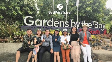 Tết Âm Lịch 2019: Hồ chí Minh - Singapore - Đảo Sentosa 3N2Đ