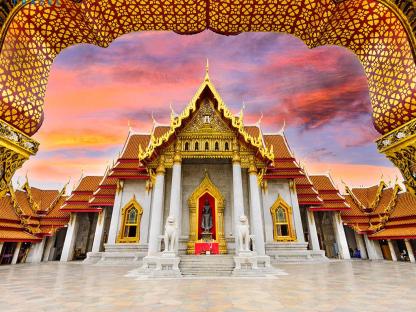 Thái Lan cao cấp 5N4Đ: Hồ Chí Minh - Bangkok - Pattaya (Tặng Vé Thủy Cung, Safari World, Massage Thái và Buffet 86 tầng)