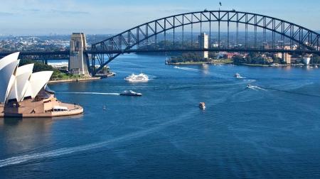 Sydney - Aukland - Rotorua - Melbourne 10N9Đ