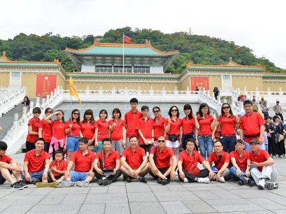 Hồ Chí Minh - Đài Bắc - Đài Trung - Cao Hùng 5N4Đ
