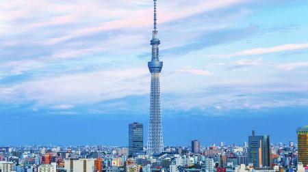 Tour Tết Dương lịch 2020: Hồ Chí Minh - Tokyo - Yamanashi - Fuji 6N5Đ