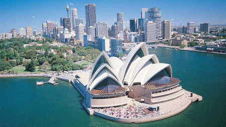 Úc 7N6Đ: Melbourne - Canberra - Sydney
