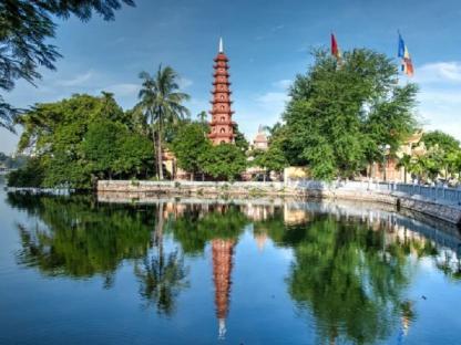 Tp. Hồ Chí Minh - Hà Nội - Ninh Bình - Hạ Long - Yên Tử - Sapa - Hà Nội 6N5Đ