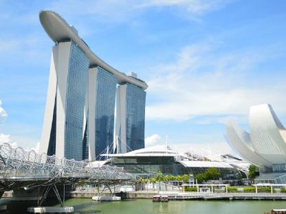 Vi vu dịp lễ 30/4: Hà Nội - Singapore 4N3Đ (Tặng vé Bảo Tàng Sáp, Buffet BBQ)