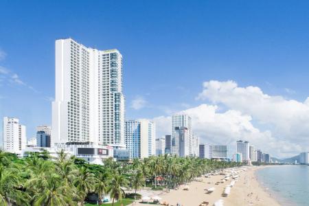Voucher 3N2Đ: Vinpearl Condotel Beachfront Nha Trang + 2 bữa sáng