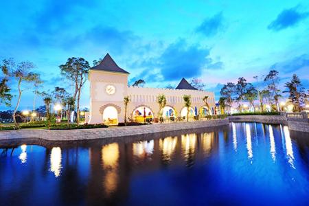 Voucher 3N2Đ: Vinpearl Phú Quốc + Buffet ăn sáng + Vé vui chơi Vinpearl Land & Safari