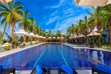 Voucher 4N3Đ : Vinoasis Phú Quốc + Amarin Resort Phú Quốc + Vé máy bay Vietnam Airlines