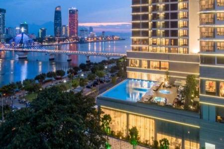 Voucher 4N3Đ: Vinpearl Condotel Riverfront Đà Nẵng+ Khách sạn Sala Danang Beach+ Vé máy bay Vietnam Airlines