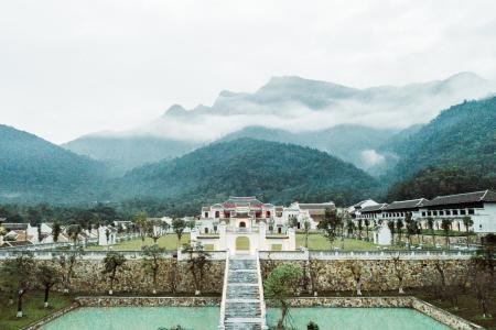 Voucher Quảng Ninh 2N1Đ: Làng Nương Yên Tử + Vé cáp treo Yên Tử