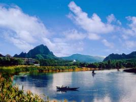 Combo Hà Tĩnh 3N2Đ: 02 đêm nghỉ và ăn full các bữa tại Vinpearl Discovery Hà Tĩnh + Vé vui chơi Water Park