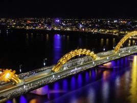 Combo 4N3Đ: Vinpearl Riverfront Đà Nẵng + Bamboo Green Riverside Đà Nẵng + Vé máy bay
