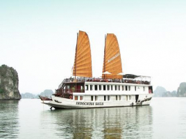 Free & Easy 3N2Đ: Du Thuyền Indochina Sail + Khách sạn Royal Lotus