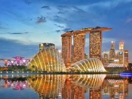 Hà Nội - Singapore 4N3Đ: Khám phá Đảo Quốc Sư Tử (Tặng vé Thủy cung, Buffet BBQ)