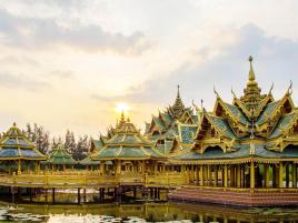 Hồ Chí Minh - Bangkok - Pattaya - Muang Boran 5N4Đ (Khách sạn 4*)