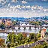 Bay thẳng Đông Âu: Hà Nội - Séc - Áo - Slovakia - Hungary 9N8Đ