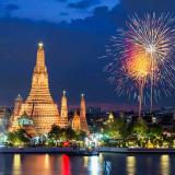 Chào Xuân 2020: Hà Nội - Bangkok - Pattaya 5N4Đ (KS 4*, Massage + Buffet 86 tầng)