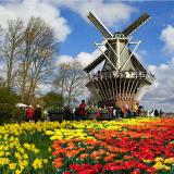 Châu Âu 9N8Đ: Pháp - Luxemburg - Đức - Bỉ - Hà Lan
