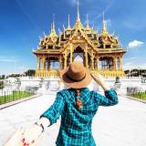 Combo du lịch Thái Lan 3N2Đ: Khách sạn 3 sao (BangKok) + Vé máy bay