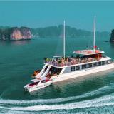 Du thuyền Catamaran 1 ngày