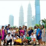 Hồ Chí Minh - Singapore - Malaysia 6N5D