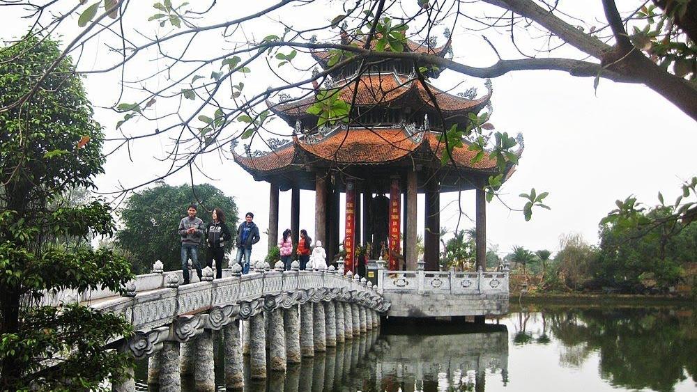 Tháp Chuông  - Chùa Nôm