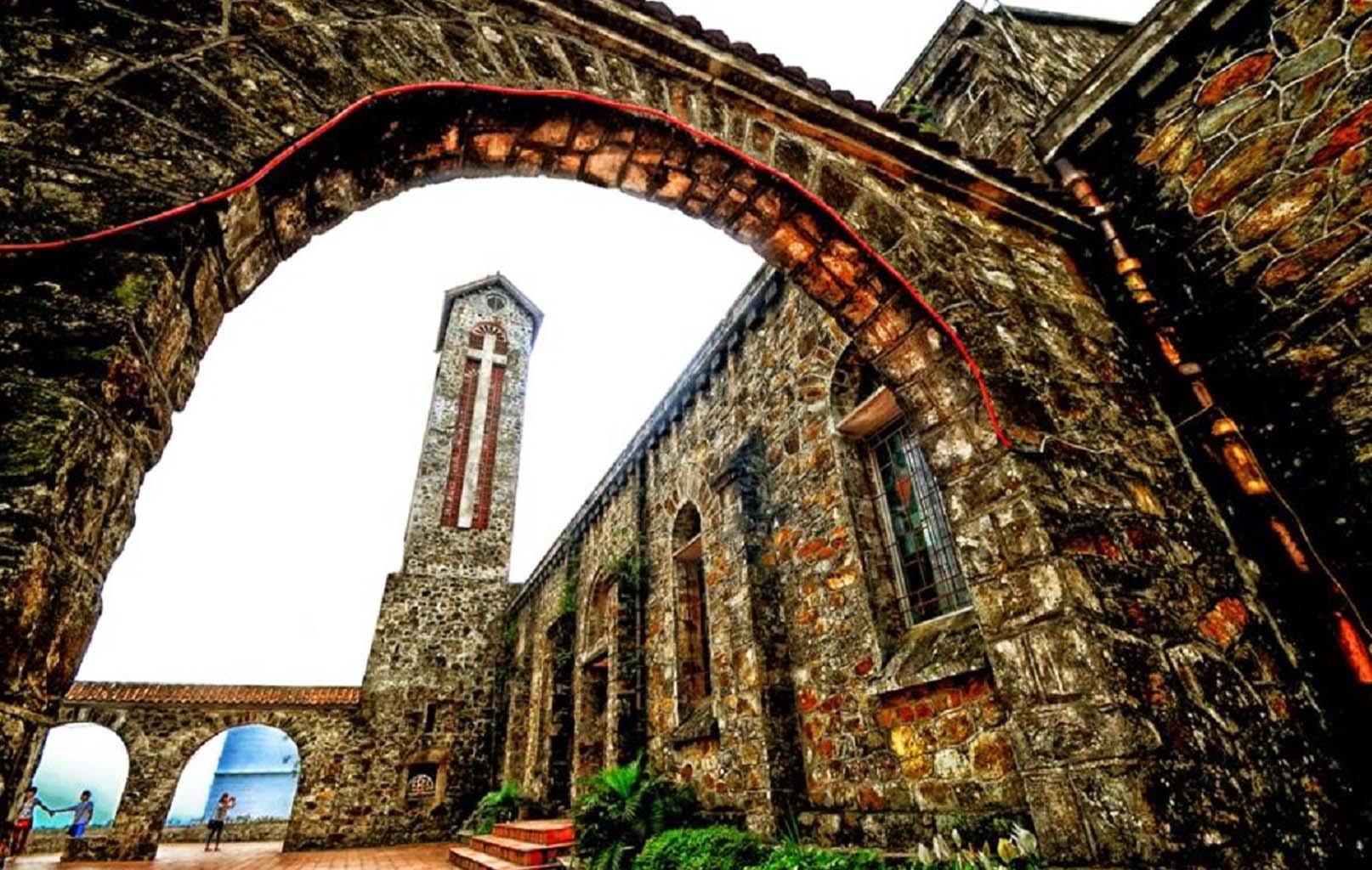 Nhà thờ đá Tam Đảo