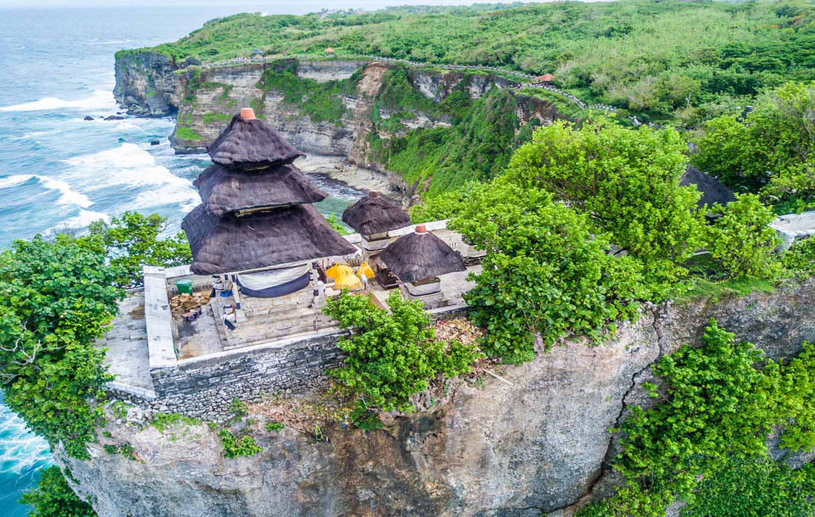 Ngôi đền Uluwatu