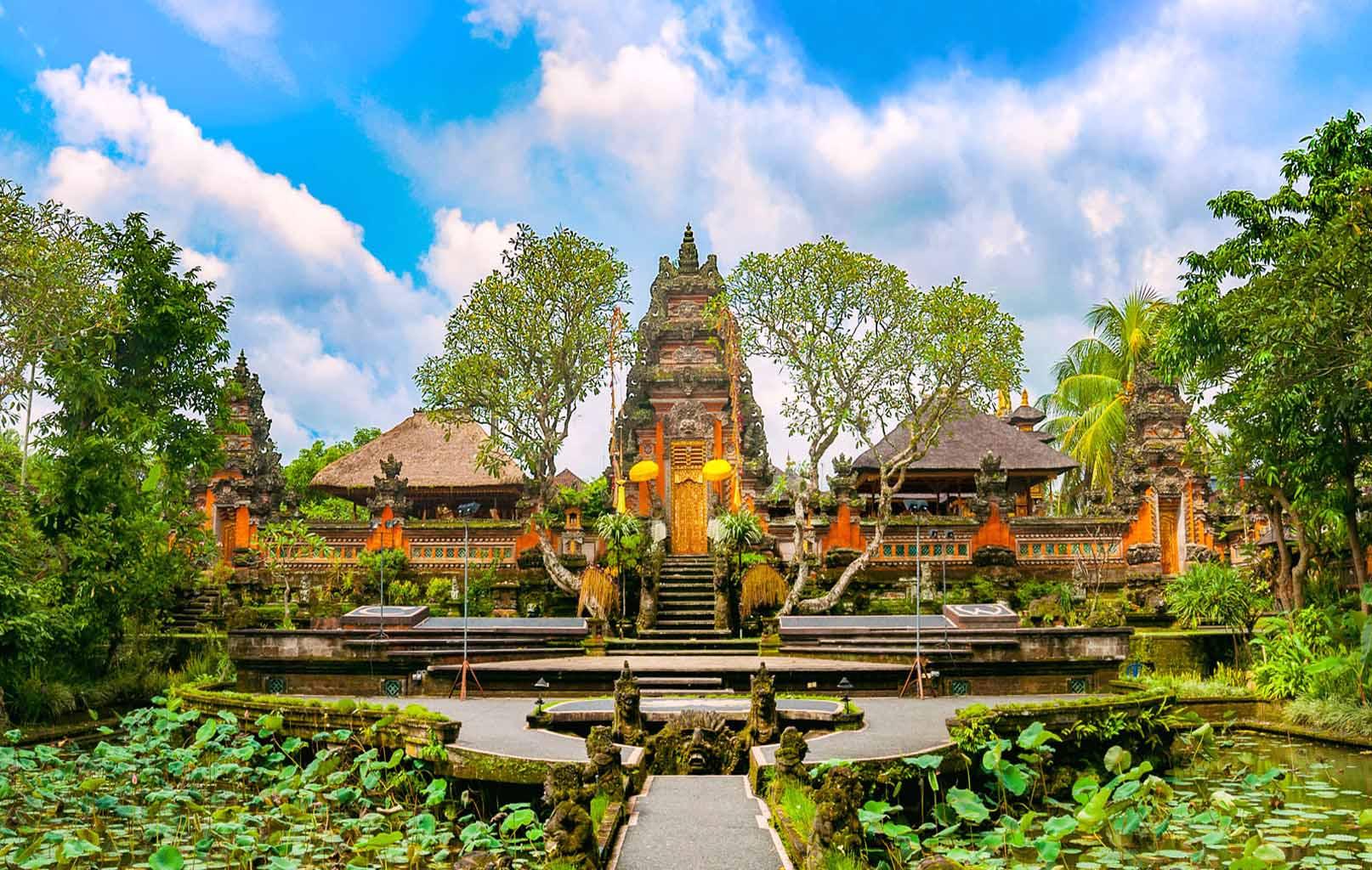 Ngôi làng Ubud