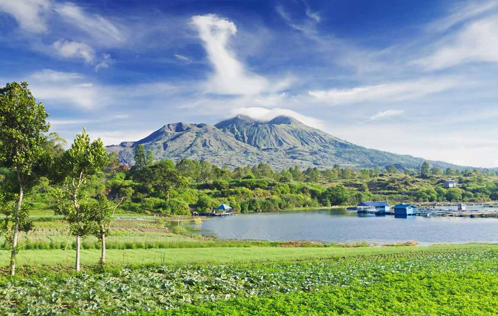 Khu du lịch Kintamani Volcano