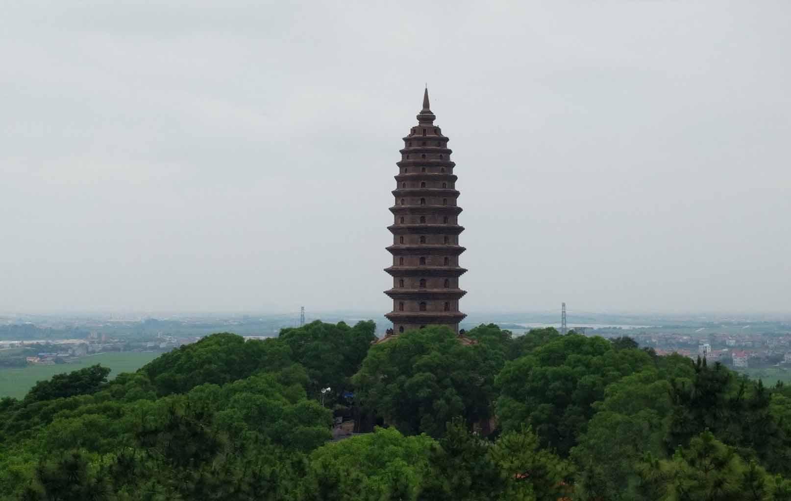 Bảo Tháp Chùa Phật Tích