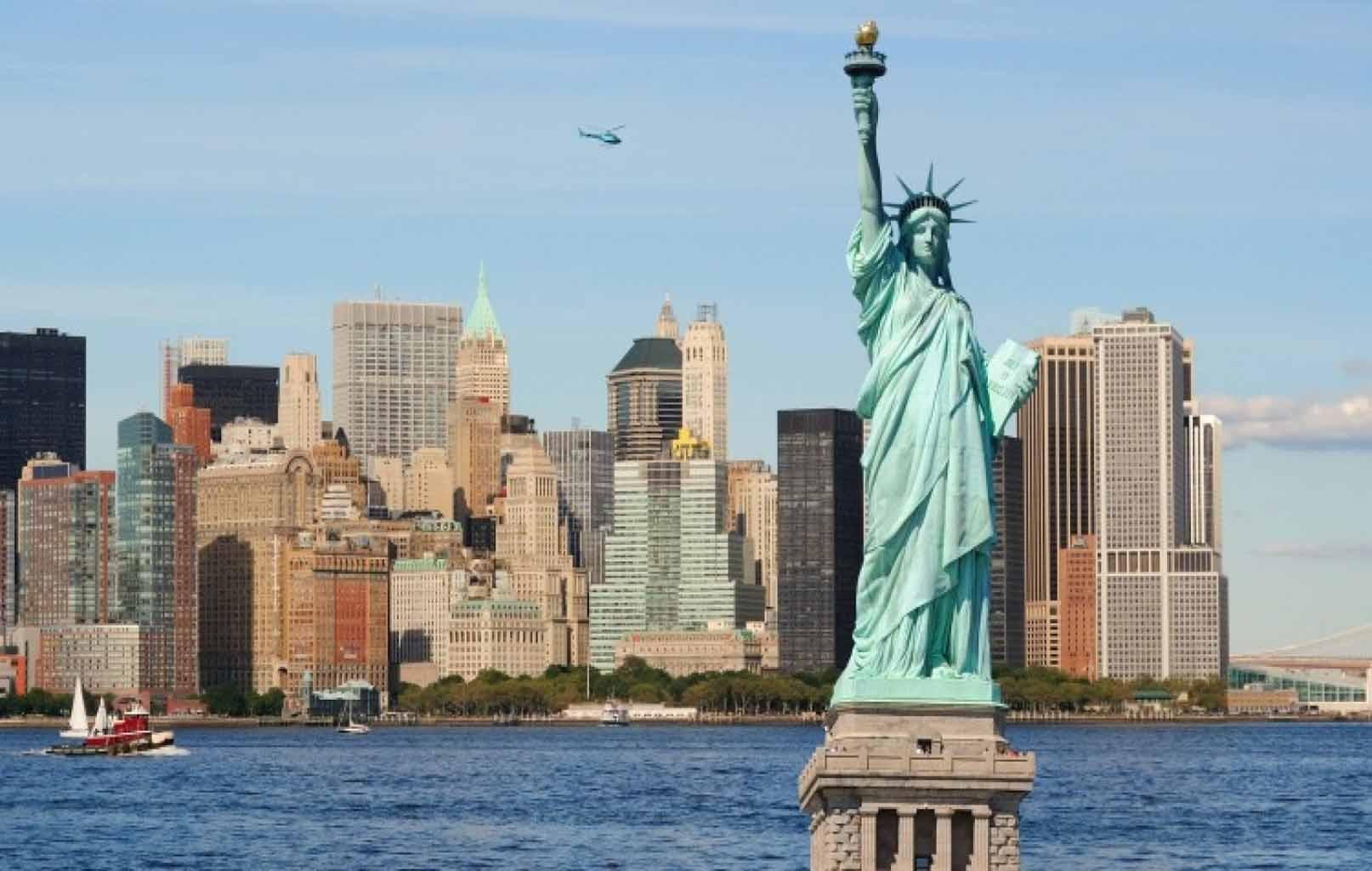 Tượng Nữ Thần Tự Do (Statue of Liberty)