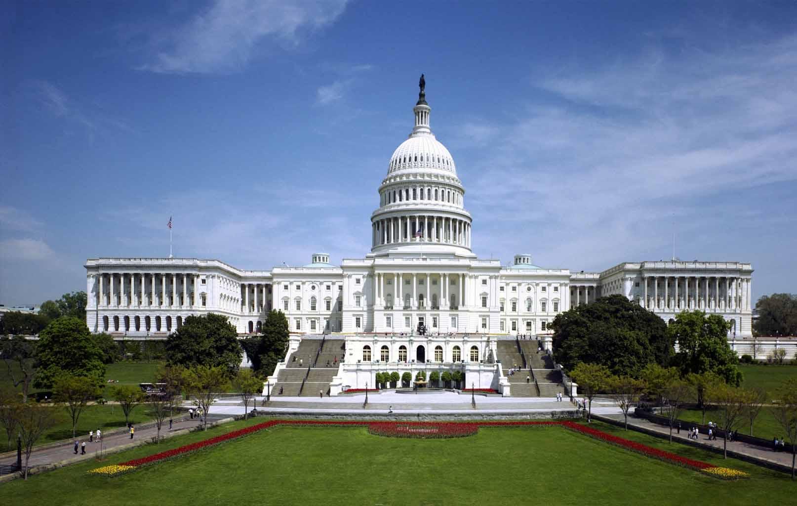 Điện Capitol - Tòa nhà lưỡng viện Hoa Kỳ