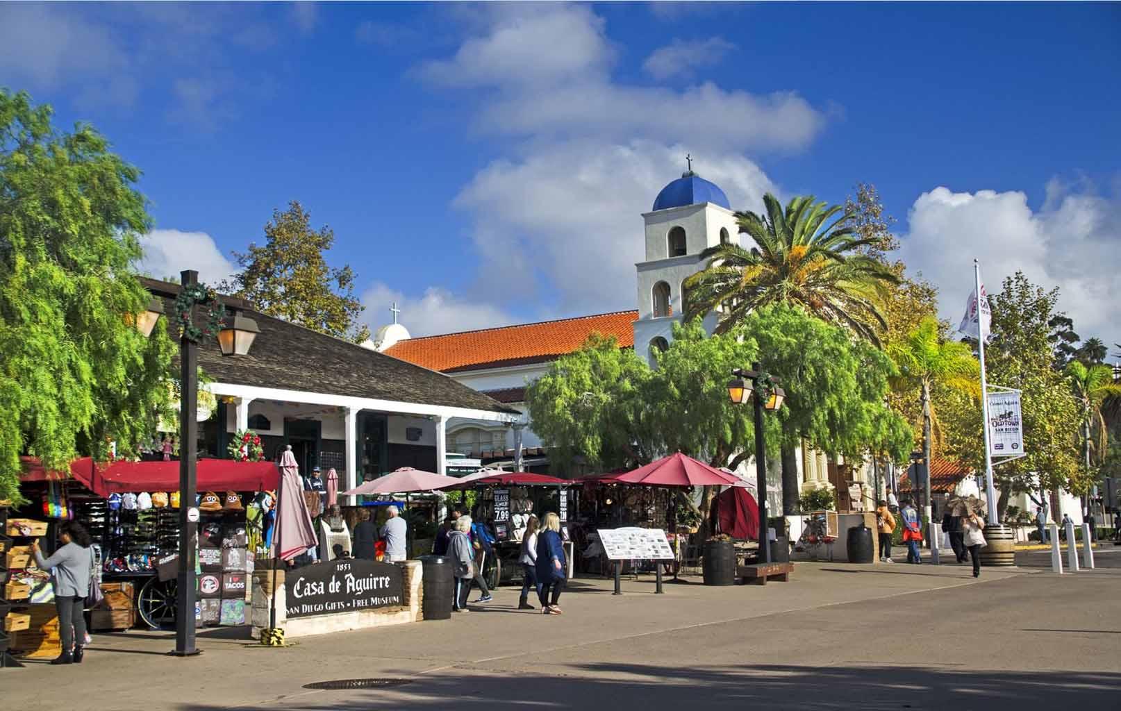 Phố cổ San Diego (Old Town San Diego Historic State Park)