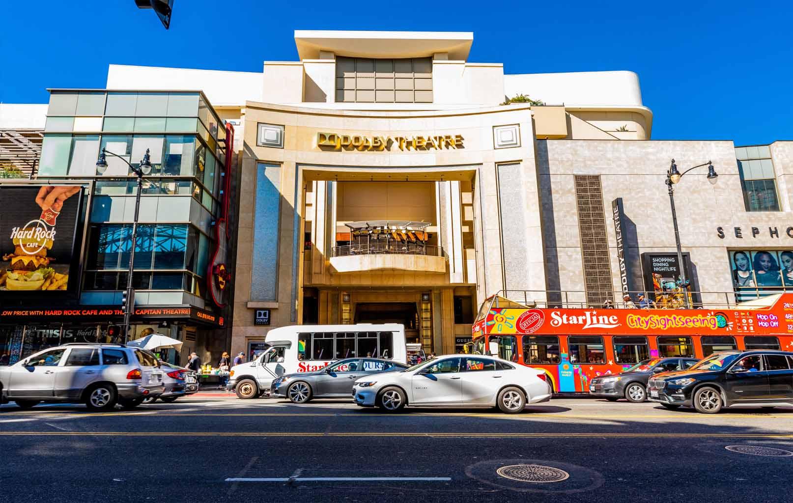 Nhà hát Dolby (tên cũ là Nhà hát Kodak)