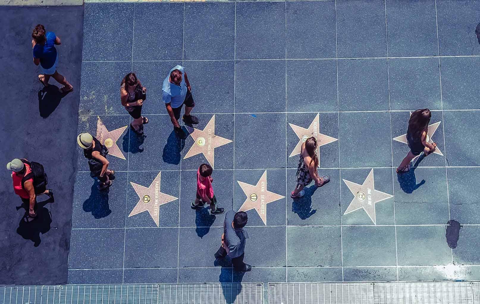 Đại Lộ Danh Vọng (Hollywood Walk Of Fame)