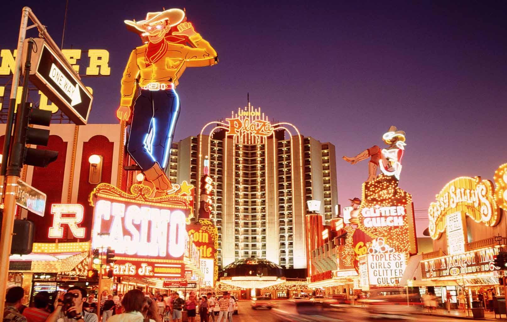 Thử vận may tại casino