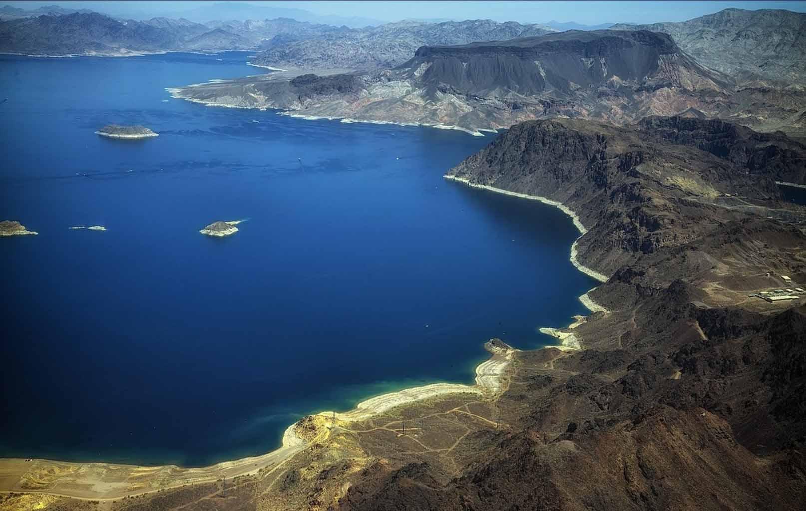 Lake Mead - hồ nhân tạo lớn nhất thế giới