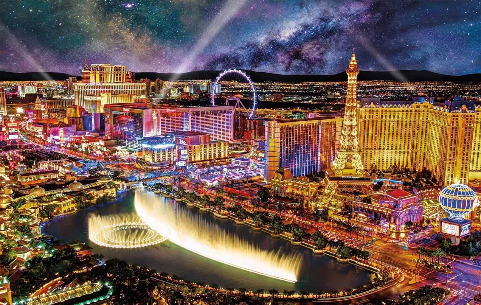 Khám phá Las Vegas về đêm